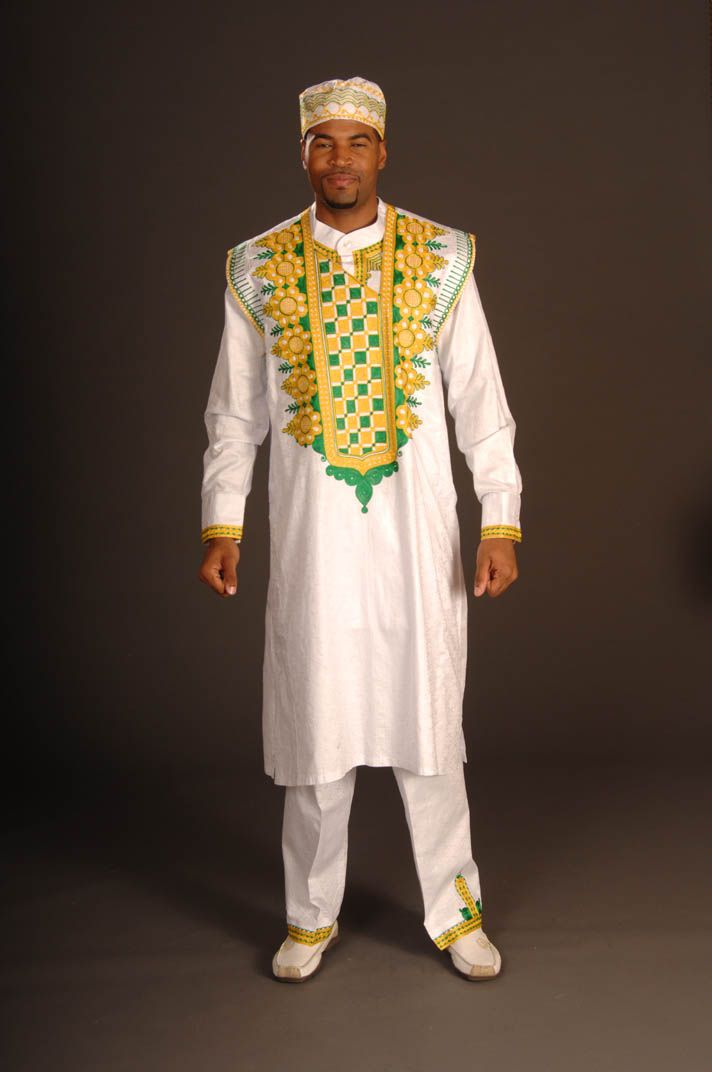 Agbada African Attire